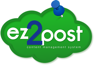 EZ2Post Content Management System | CMS | Website Design | SEO