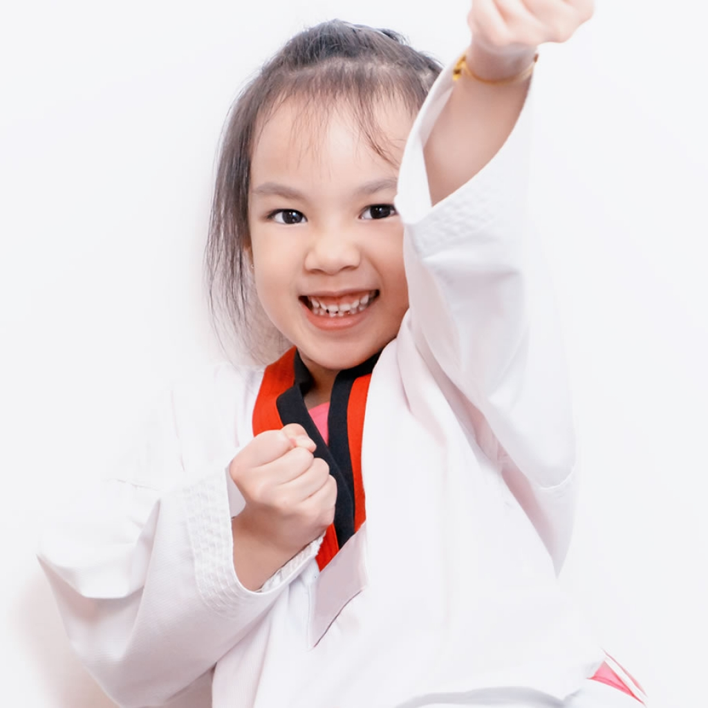 TKD Cali Little Tiger | Tae Kwon Do | Martial Arts Academy in Santa Rosa