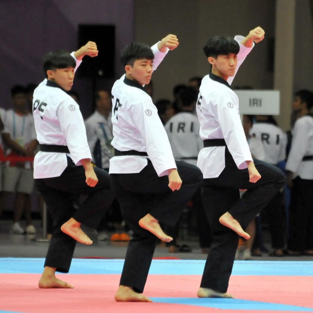 Poomsae Paterns | Cali Kicks Martial Arts Academy | Tae Kwon Do in Santa Rosa