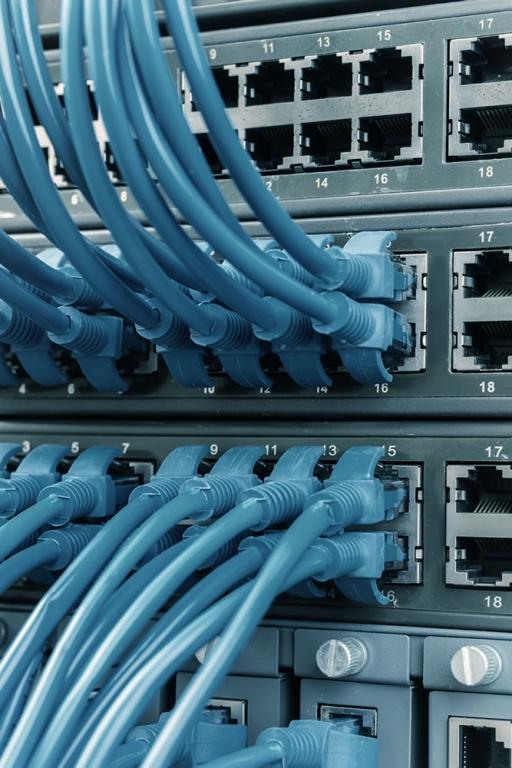 Network/Server Solutions | SharkEye Tech