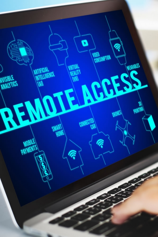 Remote Access | SharkEye Tech